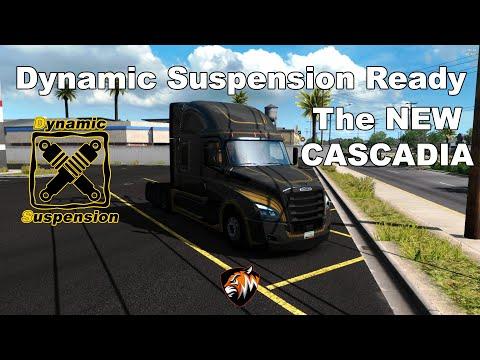 [ATS] Dynamic Suspension v2.0