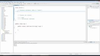 Learn Java Tutorial for Beginners, Part 13: Classes and Objects