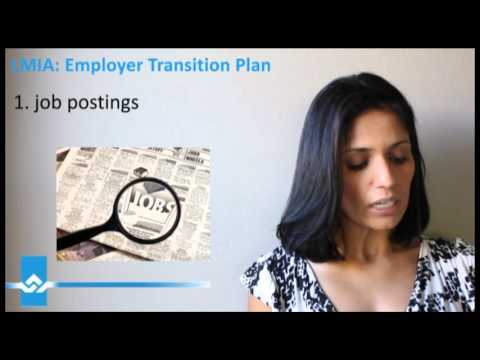LMIA Employer Transition Plan Video