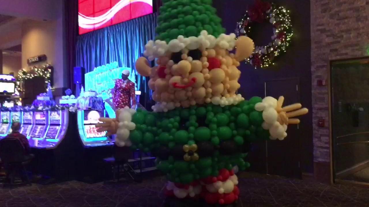 Holiday Gift Grab at Sycuan Casino