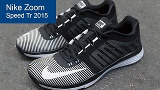 Nike Zoom Speed Tr 2015 - фото