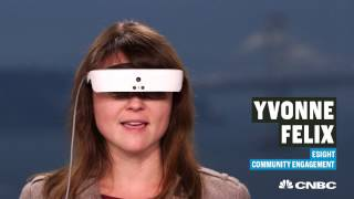 Watch these blind people see for the very 1st time with eSight!