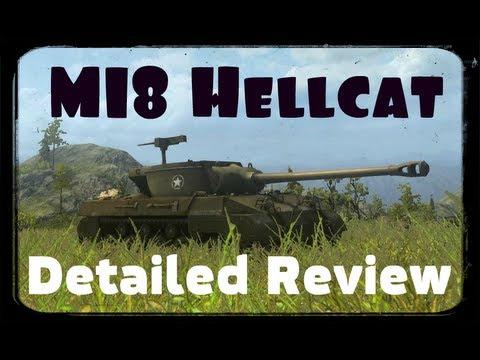 M18 Hellcat: Детальный обзор