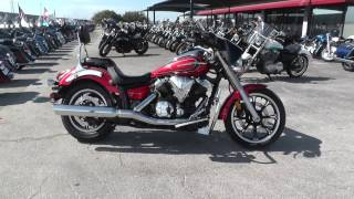 8. 016110 - 2012 Yamaha V Star 950   XVS95BRC - Used motorcycles for sale