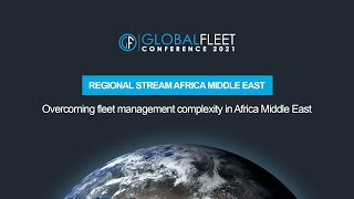 Overcoming fleet management complexity in Africa Middle East