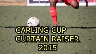 Video SOWETO SHOWBOAT - Carling Cup Curtain Raiser 2015 - Soweto All Stars vs KFC : 10/14 MP3, 3GP, MP4, WEBM, AVI, FLV Juni 2019