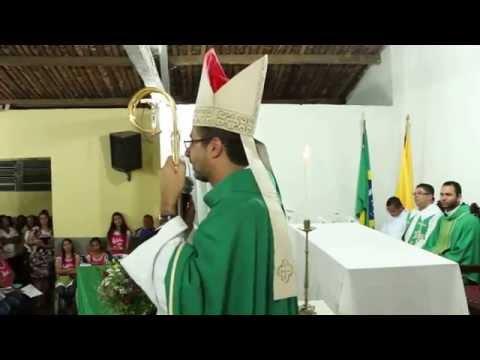Homilia Dom José Ruy na posse do Padre Mateus Muni