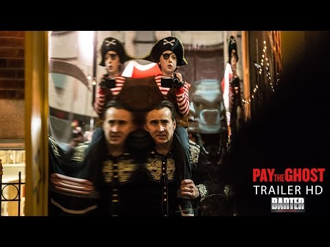 """PAY THE GHOST   Trailer Ufficiale ITA (90"""")"""
