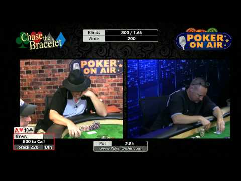 S5G2P4 CTB Chase The Bracelet Game Show   Poker On Air LIVE