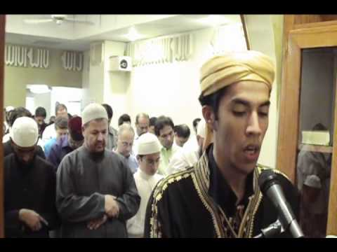 taraweeh - For more and Contact visit Qari Youssef's FB Fan Page: http://www.facebook.com/QariYoussefEdghouch Amazing Taraweeh Ramadan 2011 1st Night + Duaa @ Islamic C...