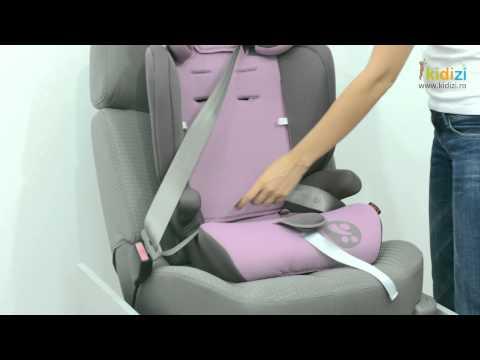 Prezentare video Bertoni-Lorelli scaun auto Maranello