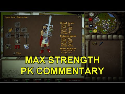 Chris Archie's Max Strength Pk Commentary w/ Whip Tentacle! (#24)