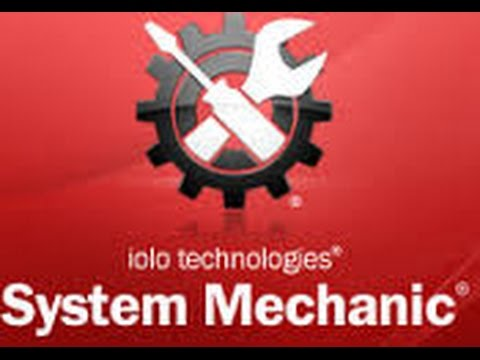 System Mechanic tutorial