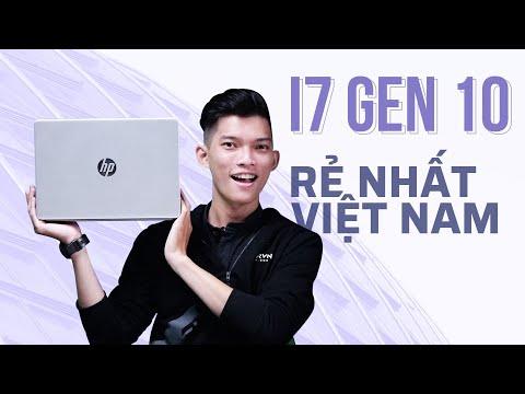 Laptop i7 gen 10th rẻ nhất bạn có thể mua? Review HP 14s