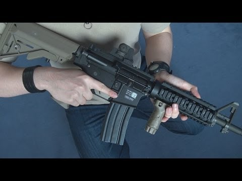 M4SOPMOD - The gun of this video has been provided by Colombi Sports, thanks to them ! You can find the gun on JB Airsoft's website for 449 €, here : http://www.jbairso...