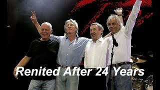 Video Pink Floyd - [ How they Reunited  After 24 Years ] Rehearsal Live 8 2005 MP3, 3GP, MP4, WEBM, AVI, FLV Januari 2019