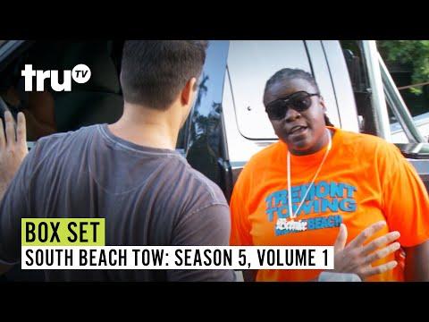 South Beach Tow | Season 5 Box Set: Volume 1 | Watch FULL EPISODES | truTV
