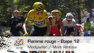 Video Flamme rouge - Étape 12 (Montpellier / Mont Ventoux) - Tour de France 2016 MP3, 3GP, MP4, WEBM, AVI, FLV September 2017