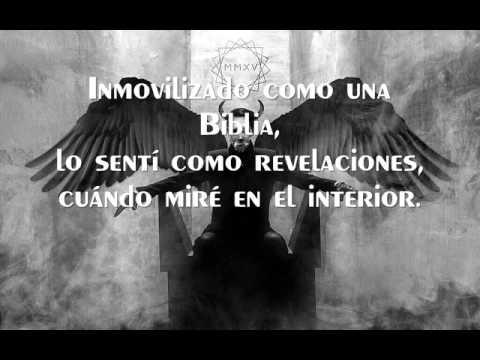 MARILYN MANSON - CUPID CARRIES A GUN- SUB ESPAÑOL (видео)