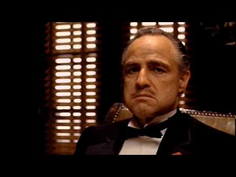 Opening Scene Godfather