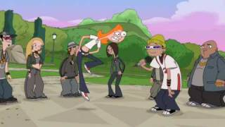 Squirrels In My Pants - Phineas and Ferb - Official Video