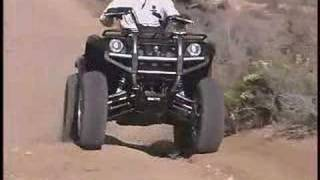 7. ATV Television Project - Yamaha Grizzly 660