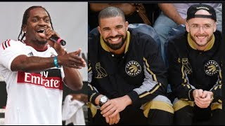 "Pusha T Exposes Drake Best Friend OVO 40! ""It Wasnt Kanye Who Told Me About Your Son It Was 40!"