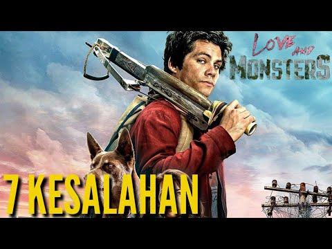 7 KESALAHAN FILM LOVE AND MONSTERS