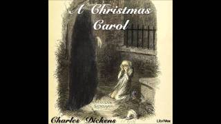 Free Holiday Audiobook: A Christmas Carol by Charles Dickens. Stave 1 — Marley's Ghost