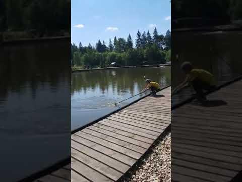 Видеоотчет о рыбалке за 09 июля 2021 г.