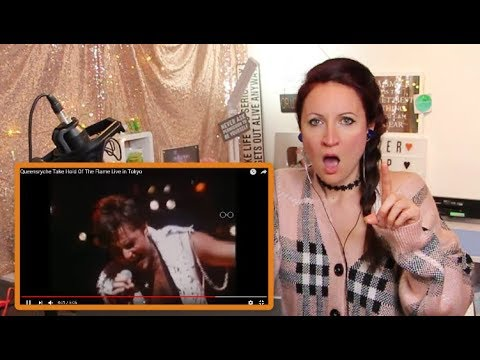 Vocal Coach REACTS to QUEENSRYCHE - Take Hold Of The Flame Live in Tokyo
