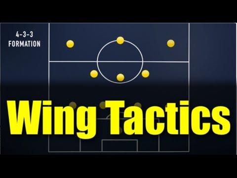 Winger Movement | AllTactics