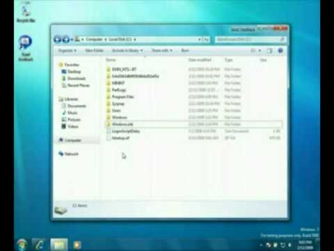 Migrating from Windows XP to windows 7 (2) - Migrate User Profiles