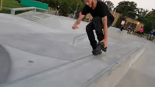 Video Kevin Spacey & Zach Savage at the new Armada skatepark MP3, 3GP, MP4, WEBM, AVI, FLV Agustus 2017