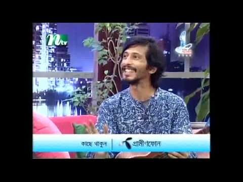 June 22, 2012 Ornob on Grameenphone Presents The Naveed Mahbub