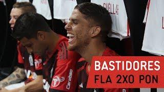 Gols de Flamengo (2) X Ponte Preta (0)