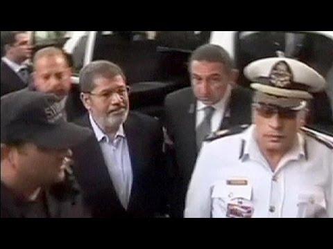 Αίγυπτος: Στις 18 Ιουνίου η ετυμηγορία για τον Μοχάμεντ Μόρσι