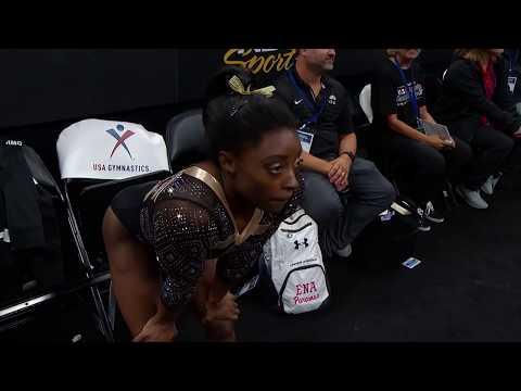 2018 U.S. Gymnastics Championships - Women - Day 1 - Olympic Channel Broadcast (видео)