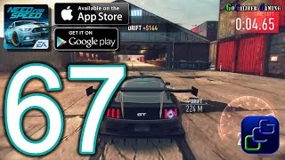 NEED FOR SPEED No Limits Android iOS Walkthrough - Part 67 - Car Series: Chapter 4: Horse Power, EA Games, video games