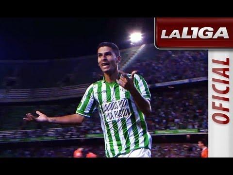 Edición limitada: Real Betis (3-1) Valencia CF - HD (видео)