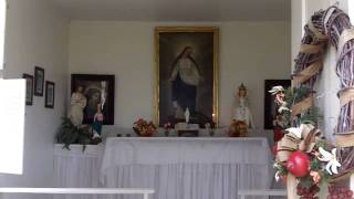 Saint Marys (PA) United States  City new picture : Smallest Chapel in world: St. Marys, Pa