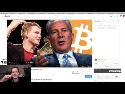 BitGrail Hack, G20, Peter Schiff,  Bitcoin GitHub, Network Stats