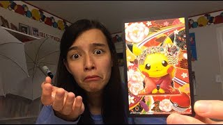 Today we are opening up some Japanese pokemon products! This mysterious box contains Japanese pokemon booster boxes, incredible pokemon plushies, and strange pokemon cards that aren't pokemon cards but are cards that have pokemon on them? Whatttt? Hope you enjoyed ;) Meccha Plush: https://meccha-pokemon.com/en/Check out my second channel for daily vlogs: https://tinyurl.com/pika-vlogsSubscribe today and join the Pikachu Army of proud Pokemon Fans! Let's share our love for Pokemon TOGETHER! :) If you want to buy/trade for cards I have pulled in my videos please check here: http://thecavendish.tictail.com/ Want to send fan mail? All fan mail will be featured in a livestream! P.O. Box 17594Sugar Land TX 77496I'm happy to sign cards as well as long as you include an unused stamp so I can send it back! Special thanks to: https://overthetoptcg.com/For FREE Pokemon Codes and Updates Check Out My Social Media Accounts! Follow Me on Instagram: https://instagram.com/laughingpikachu/Personal Instagram: https://instagram.com/fawcett.hannah/Follow Me on Twitter: https://twitter.com/LaughingPikaAdd Me on Snapchat: fawcetthannahIntro Created By: http://bit.ly/sleepyfx Donations are never required, but always appreciated: http://paypal.me/laughingpikachuBecome a Moderator: http://tinyurl.com/y9qk6yejNews Updates Playlist: http://tinyurl.com/pokemonnewsupdatesPokemon Challenge Videos: http://tinyurl.com/pikapackopeningsCrazy Fan Mail Opening Series: http://tinyurl.com/pokemonfanmail