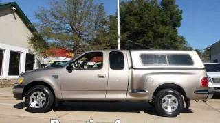 Sharp 2003 Ford F150 Stepside XLT at Prestige Auto Sales in Ocala Florida #352-694-1234