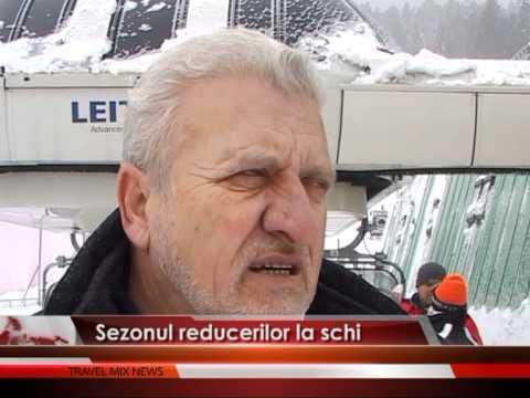 Sezonul reducerilor la schi