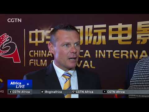 Cape Town hosts China-Africa Film Festival (видео)