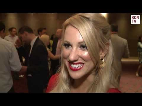 Rebecca Ferdinando Interview Get Lucky Premiere