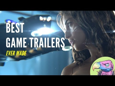 10 Best Game Trailers Of All Time