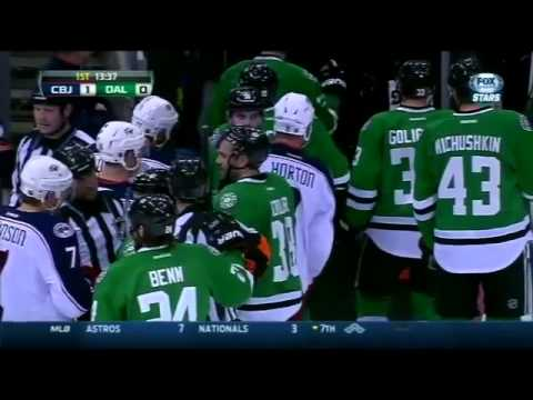 Scary moment for Hockey's Peverley