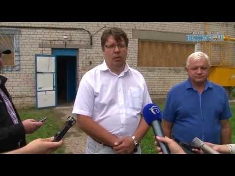 В Дзержинске продолжается подготовка к новому отопительному сезону